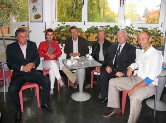 Prva krvodajalska akcija LK Forum